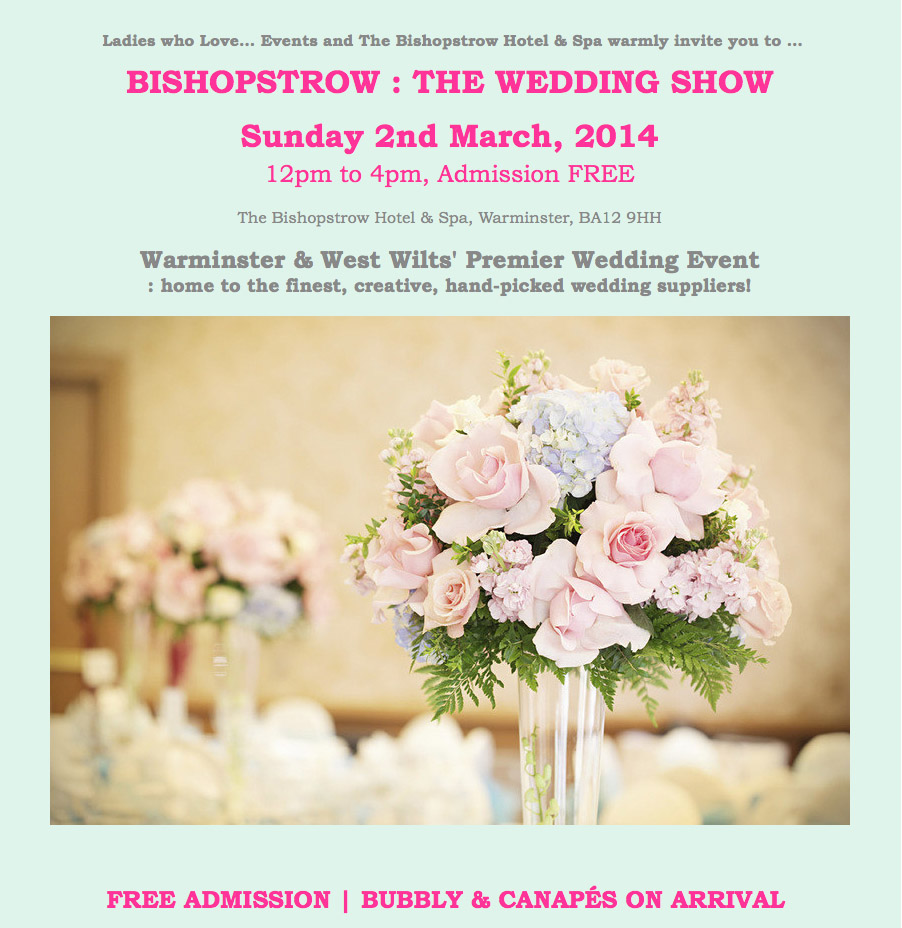 Bishopstrow Wedding Show