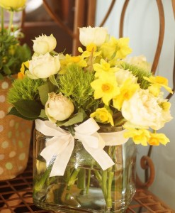 Gift Occasion - Posy Of Seasonal Flowers