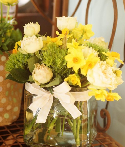 Gift Occasion – Posy Of Seasonal Flowers