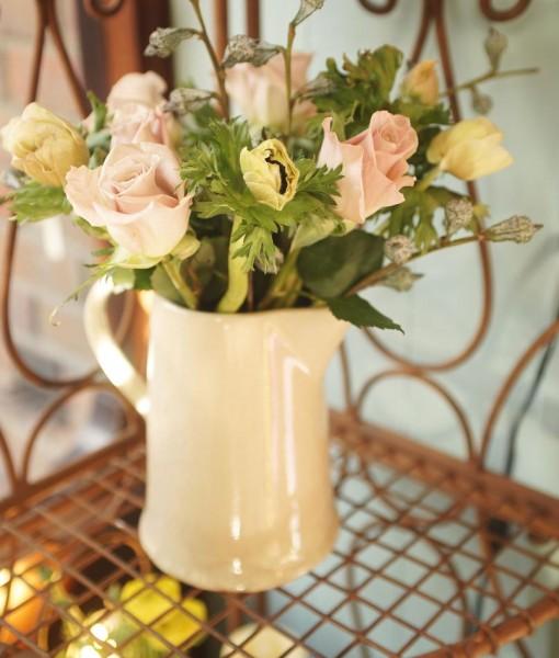 Gift Occasion – Pastel Jug Arrangement
