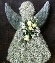 Angel Sympathy Flowers