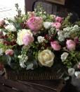 Gift Occasion - Beautiful summer flower gift basket