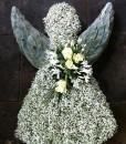 Angel Sympathy Flowers