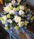 Sympathy Flowers Sheaf